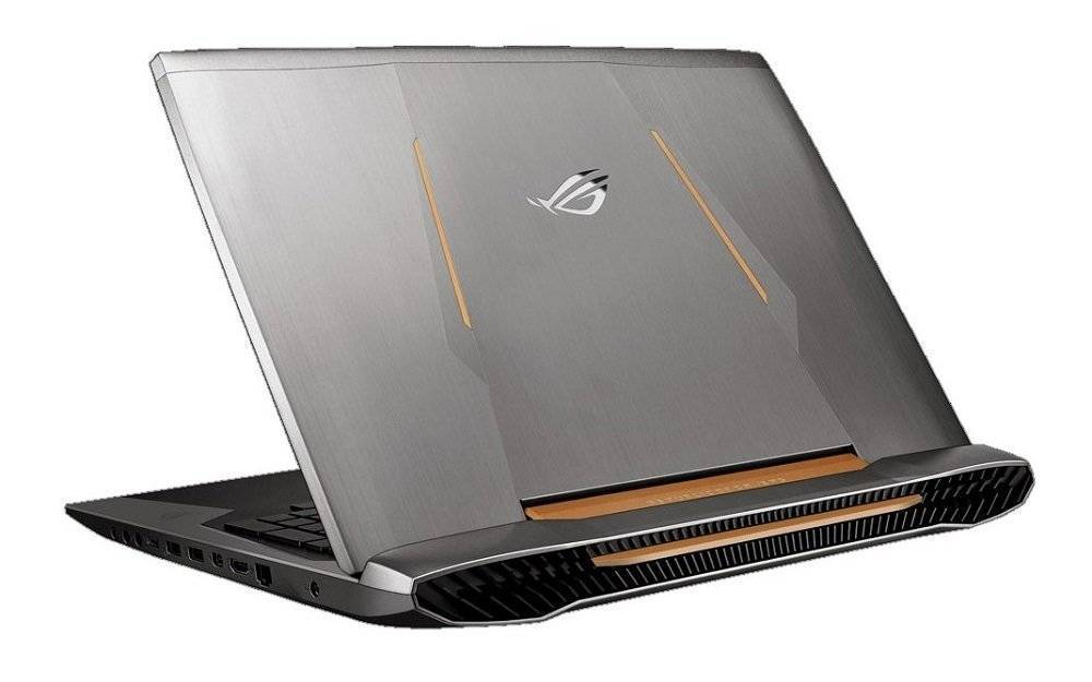 Notebook ASUS G752VT-T7008T