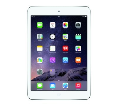 Tablet APPLE iPad mini 2 Wi-Fi 32 GB Srebrny ME280FD/A