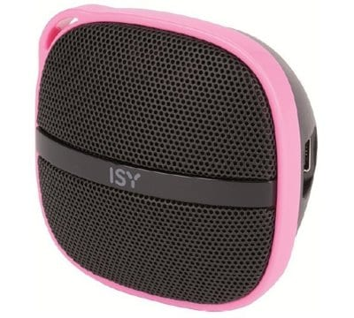 Głośniki ISY IMS-2000-1-RE Portable Minispeaker