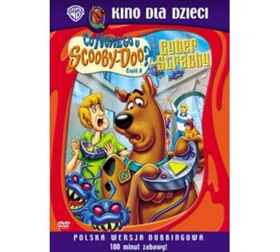 Film GALAPAGOS Co nowego u Scooby-Doo? - Cyber Strachy (Cz. 8) What's New Scooby-Doo? Vol.8 E-Scream