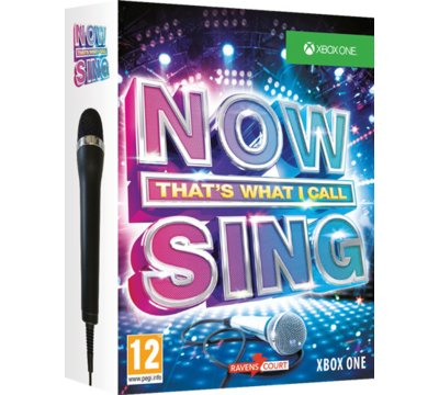 Gra Xbox One Now Sing (1 mikrofon)