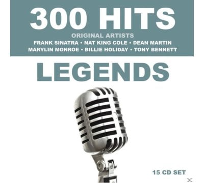 300 Hits - Legends