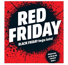 Red Friday - cenowe okazje w MediaMarkt