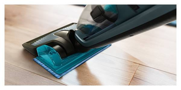 Philips Idealne czyszczenie różnych powierzchni Wkładki z mikrofibry.