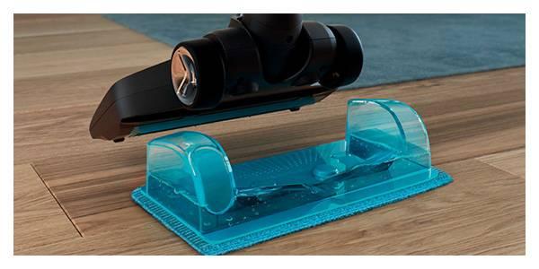 Philips Błyskawiczny montaż z wykorzystaniem magnesów. System czyszczenia na mokro