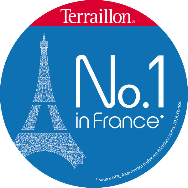 Terraillon nr 1 we Francji