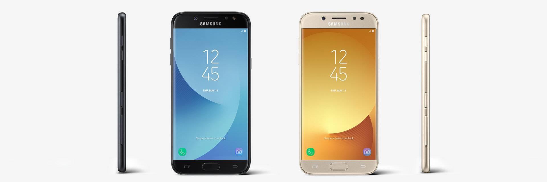 Smartfon SAMSUNG Galaxy J5 (2017) Dual SIM Czarny SM ...