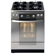 kuchnie gazowe z piekarnikiem gazowym lub elektrycznym