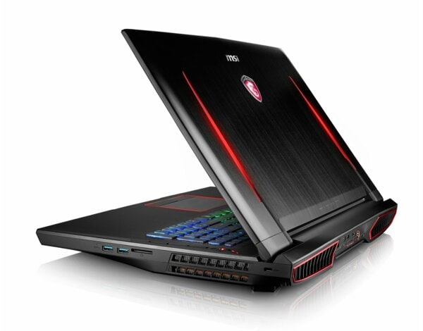 Laptop MSI GT73VR 6RE-072PL i7-6820HK/32GB/512GB SSD+1TB/GTX1070 SLI/Win10 Titan SLI