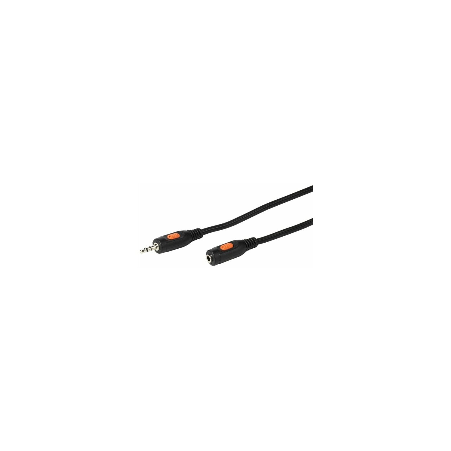 Kabel VIVANCO jack 3.5mm (wtyk) - jack 3.5mm (gniazdo) 10m