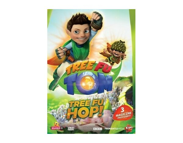 Film CASS FILM Tree Fu Tom: Tree Fu Hop