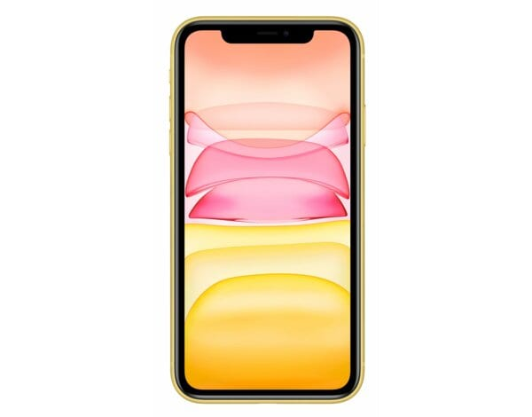 Smartfon APPLE iPhone 11 256GB Żółty MWMA2PM/A