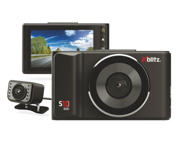 Wideorejestrator XBLITZ S10 Duo