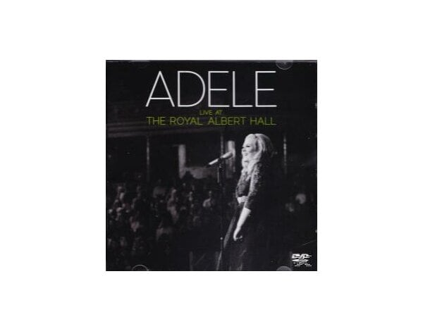 Adele - Live At The Royal Albert Hall