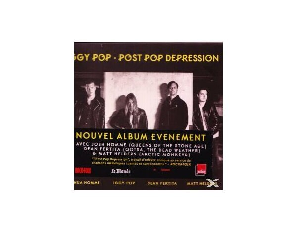 POST POP DEPRESSION