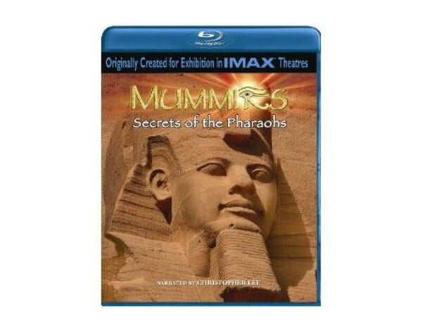 Film TIM FILM STUDIO Mumie 3D: Sekrety Faraonów Mummies: Secrets of the Pharaohs