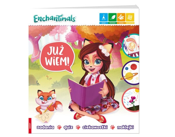 Enchantimals. Już wiem