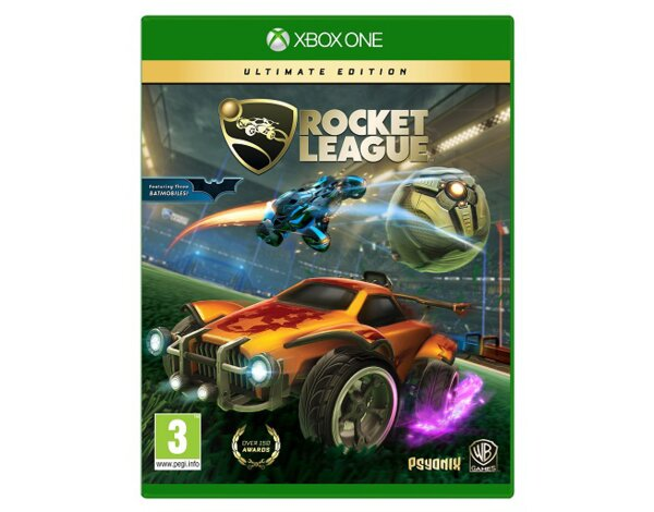 Gra Xbox One Rocket League Ultimate Edition