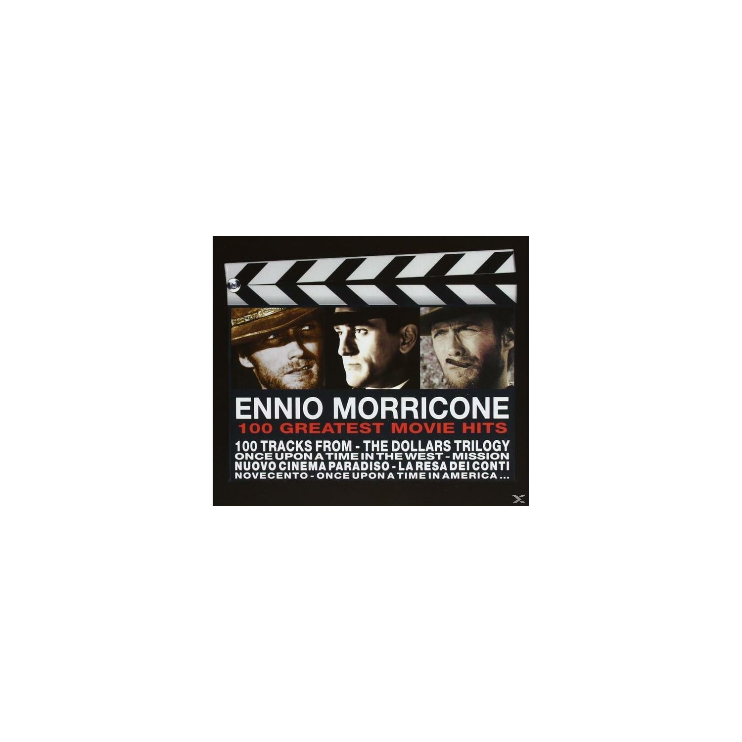 Ennio Morricone - 100 Greatest Movie Hits