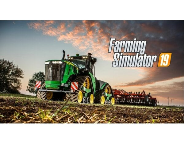 Gra PS4 Farming Simulator 19