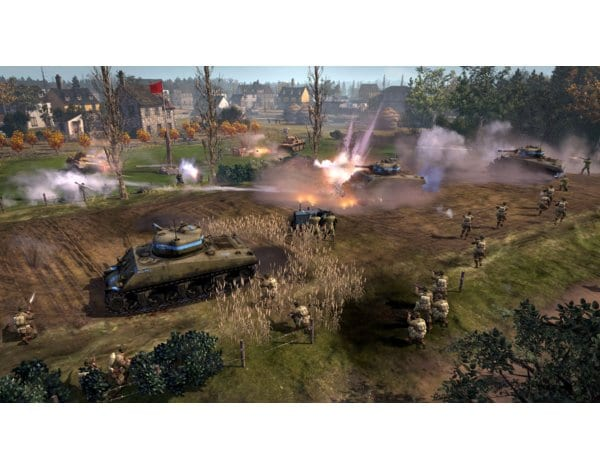 Gra PC PKK Company of Heroes 2