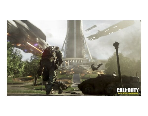 Gra PC Call of Duty: Infinite Warfare Legacy Edition