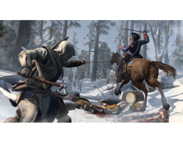 Gra Xbox One Assassin's Creed III Remastered