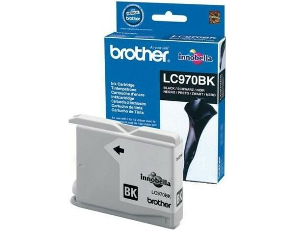 Tusz BROTHER LC-970BK Black