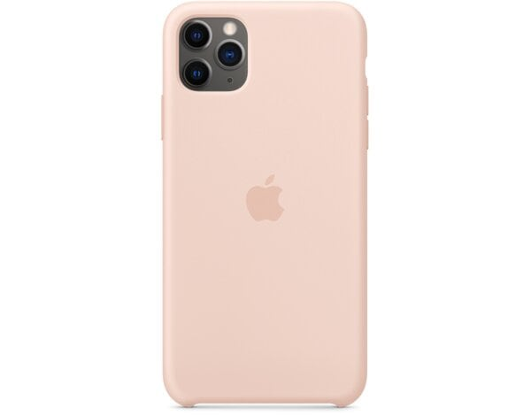 Etui APPLE Silicone Case do iPhone 11 Pro Piaskowy róż MWYM2ZM/A