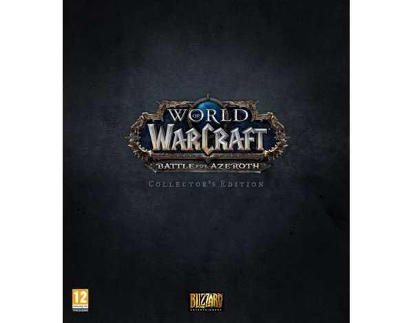 Dodatek do gry World of Warcraft Battle for Azeroth Edycja Kolekcjonerska