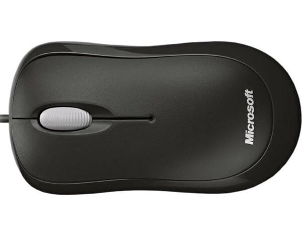 Mysz MICROSOFT Basic Optical Mouse Czarny