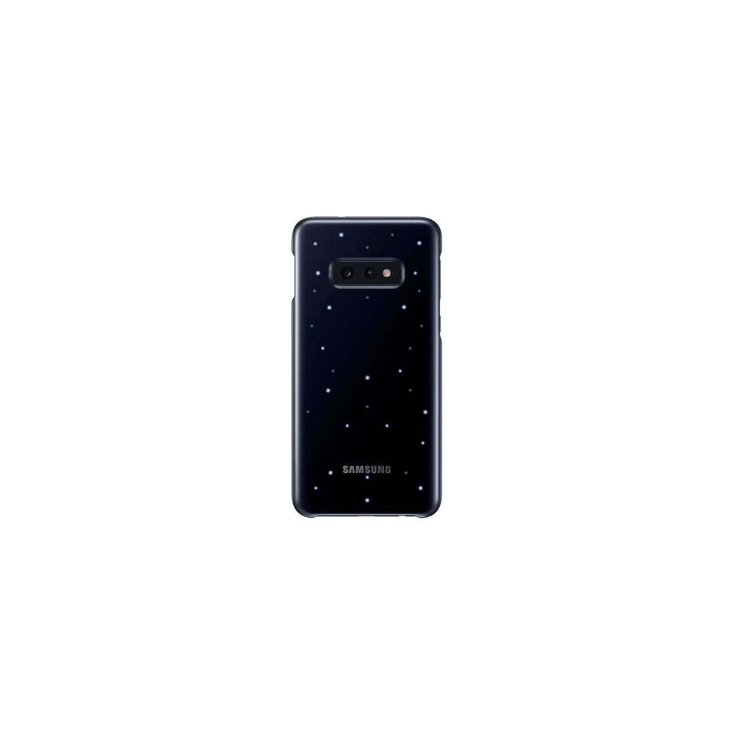 Etui SAMSUNG LED Cover do Galaxy S10e Czarny EF-KG970CBEGWW