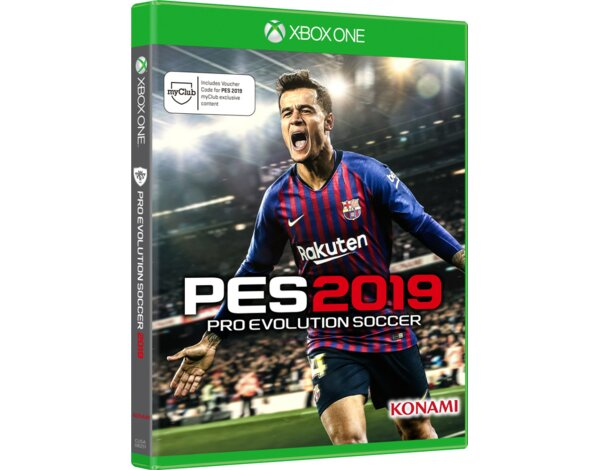 Gra Xbox One Pro Evolution Soccer 2019