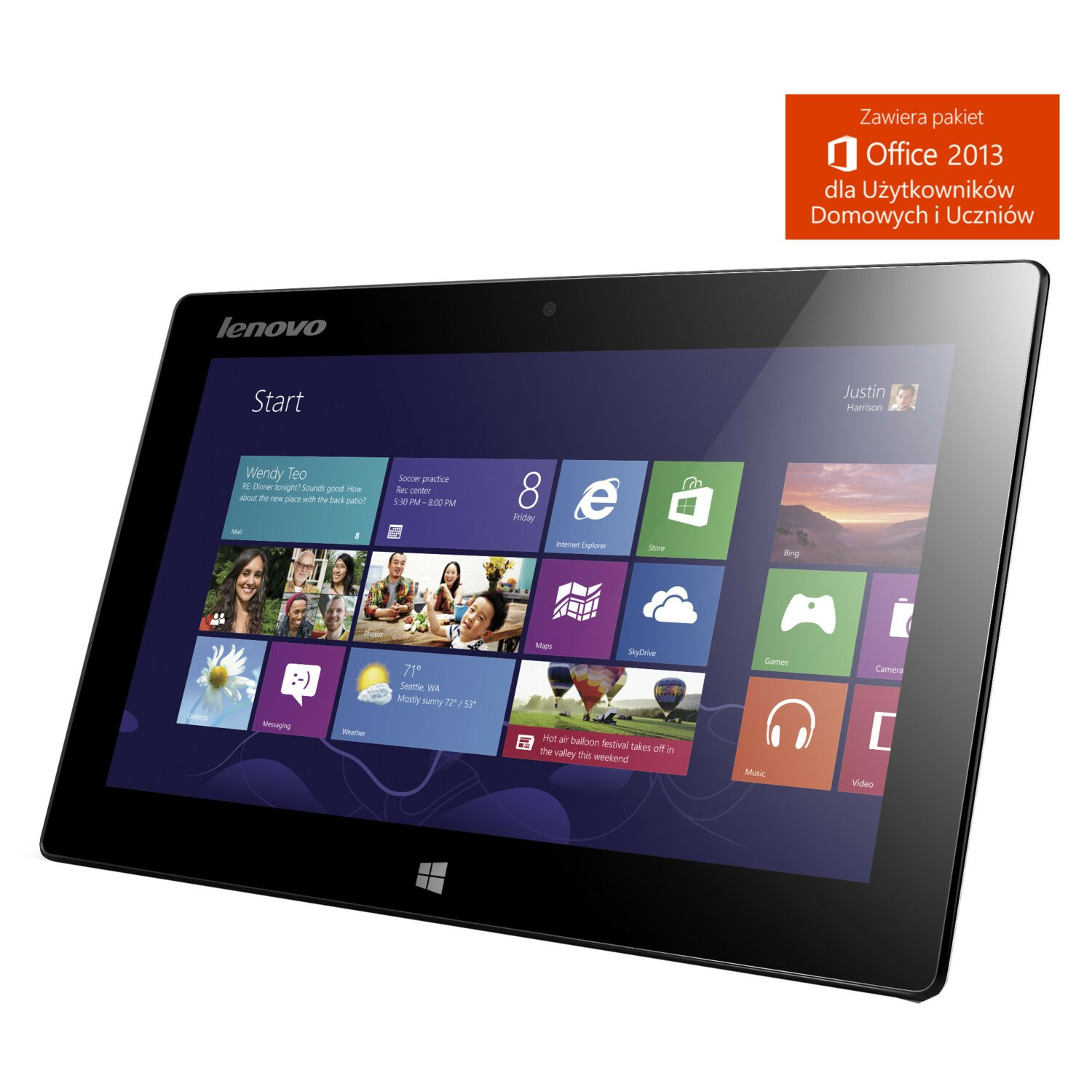 Tablet LENOVO IdeaPad Miix 10