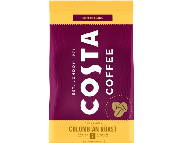 Kawa ziarnista COSTA COFFE COLOMBIA 500 g