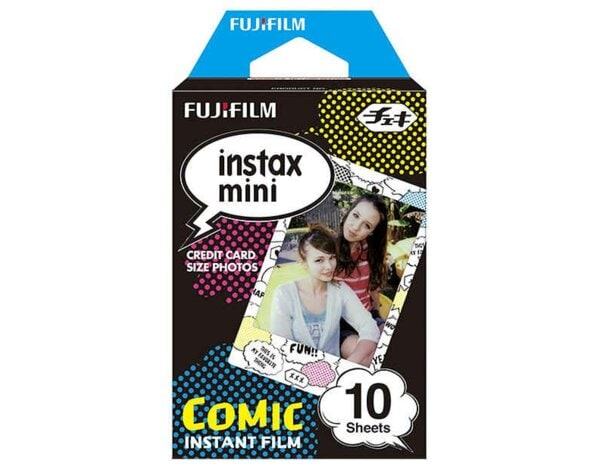 Wkład FUJIFILM Colorfilm Instax mini comic (10/PK)