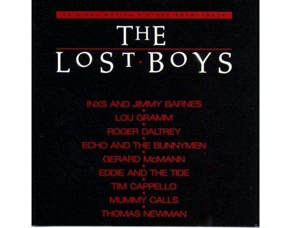 THE LOST BOYS(OST)