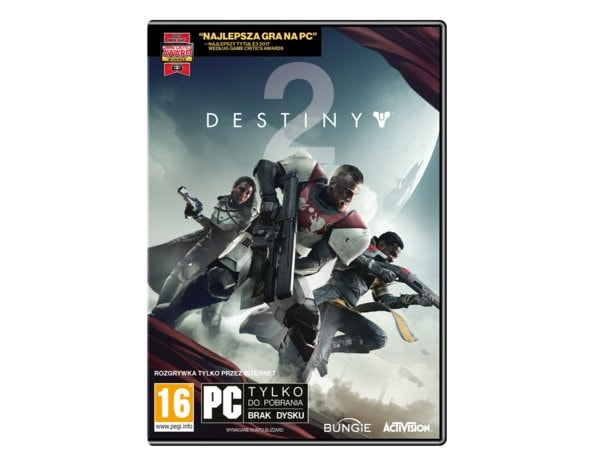 Gra PC Destiny 2