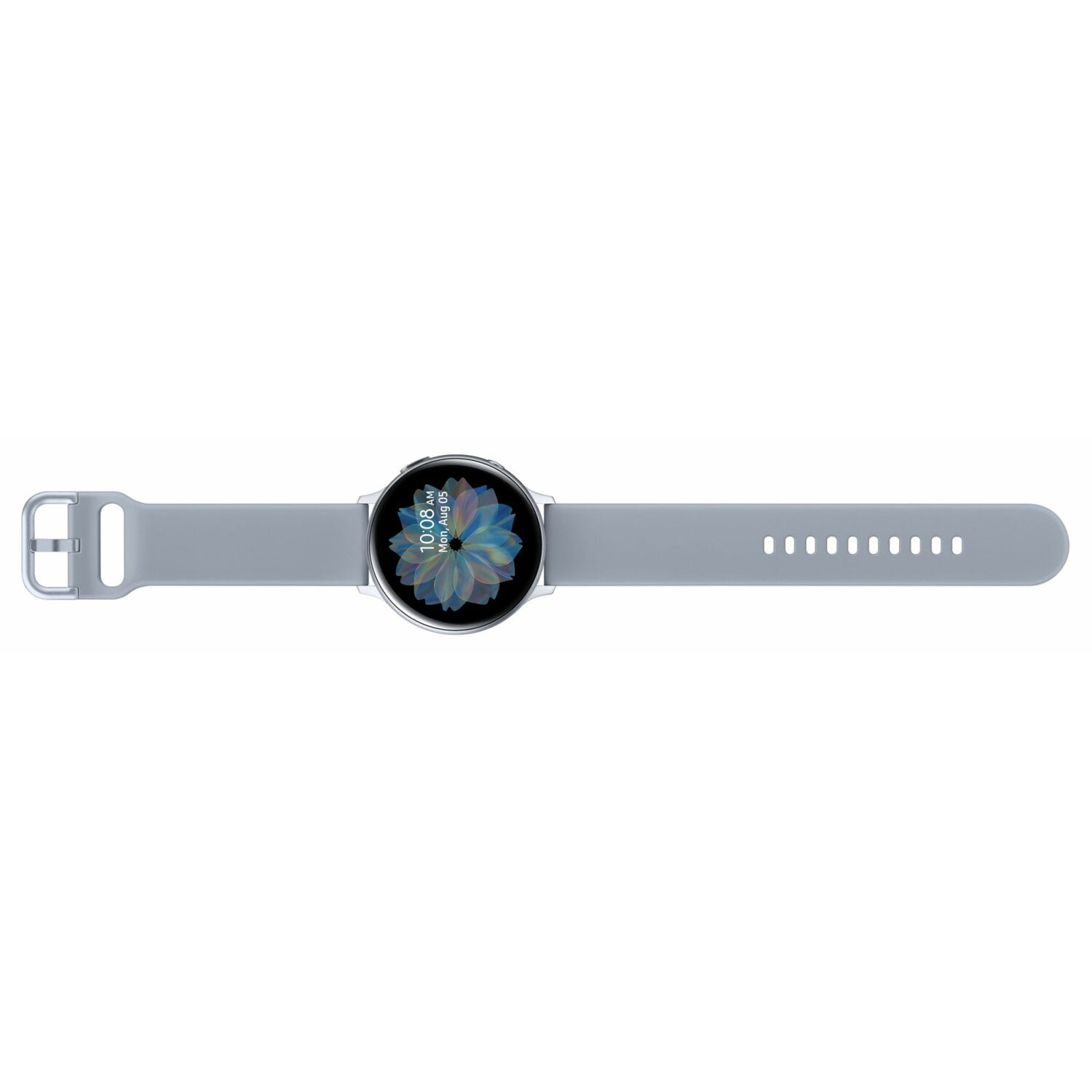 SmartWatch SAMSUNG Galaxy Watch Active2 Aluminium 44mm Srebrny SM-R820NZSAXEO