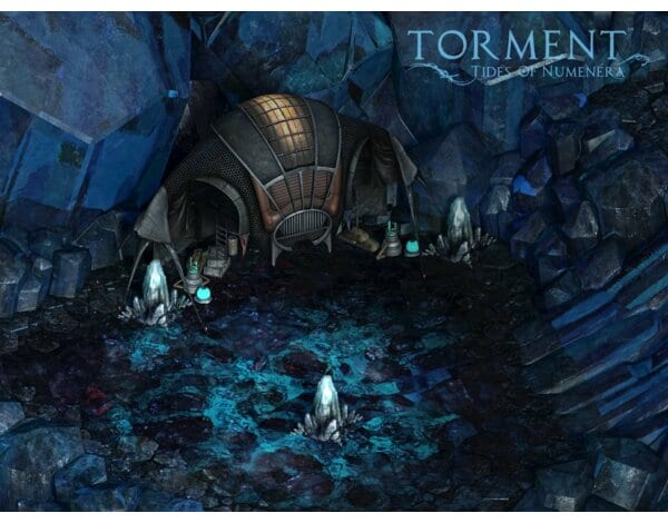 Gra PS4 Torment: Tides of Numenera - Day One Edition