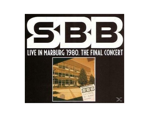 Live In Marburg 1980 – The Final Concert