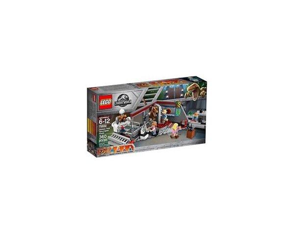 Klocki Lego Jurassic World 75932 Pościg Raptorów Klocki Opinie