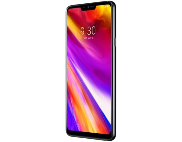 Smartfon LG G7 ThinQ New Aurora Black