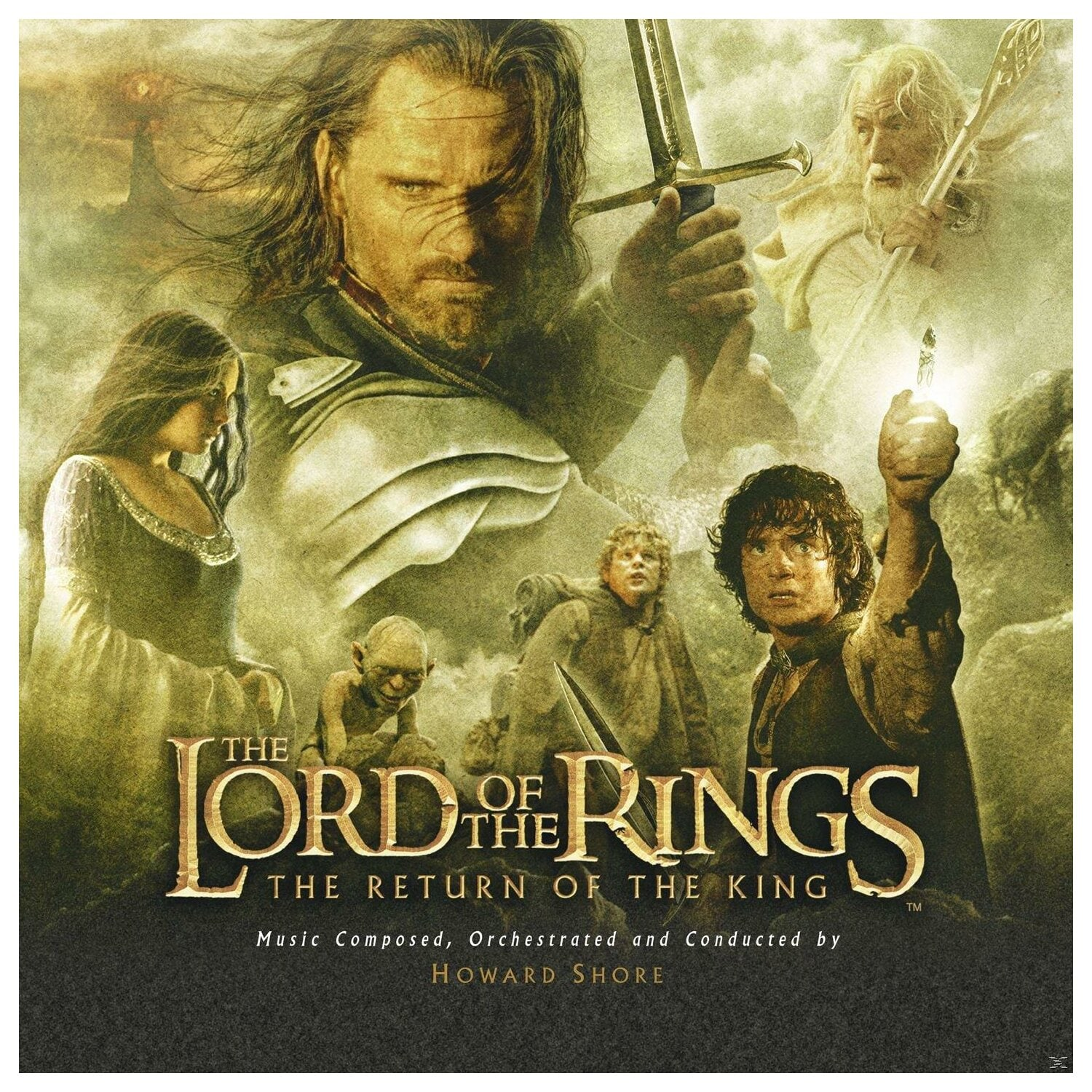 RETURN OF THE KING(OST)