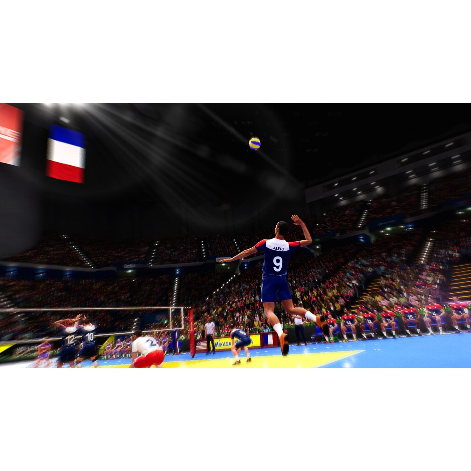 Gra Xbox One SPIKE Volleyball