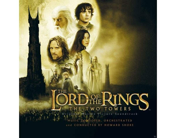 LORD OF THE RINGS 2(OST)