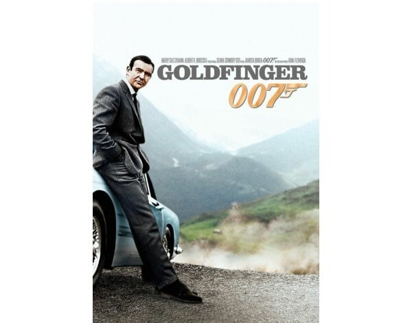 007: Goldfinger (DVD)