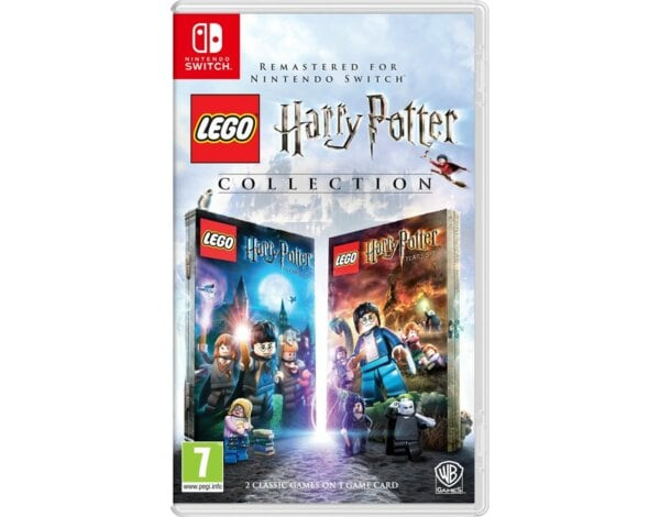 Gra Nintendo Switch LEGO Harry Potter Collection