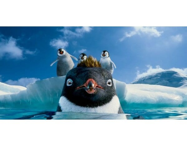 Film GALAPAGOS Happy Feet: Tupot małych stóp 2 Happy Feet Two