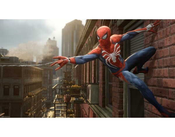 Gra PS4 Marvel's Spider-Man